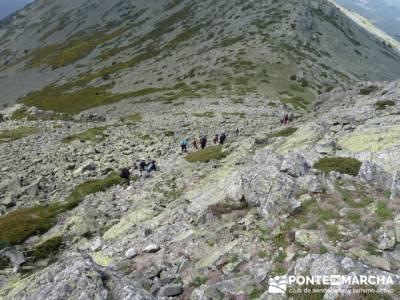 Senderismo Sierra de Guadarrama - Mujer Muerta; verano viajes senderismo